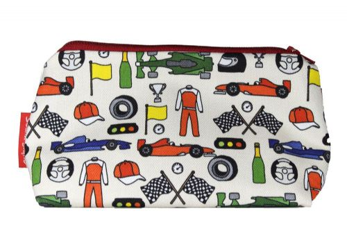 Selina-Jayne Motor Racing Limited Edition Designer Cosmetic Bag